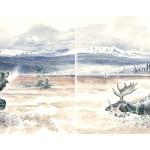 Ernest Thompson Seton Animal heroes The life of a gray bear