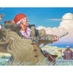 Сокольник с перепелятником. Тунис
