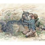 Сетон Томпсон. Винипегский волк