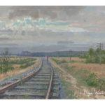 railway to Kommunarka